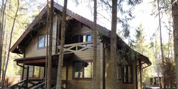 Дом «КОВЧЕГ» 281м2